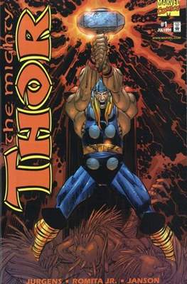 The Mighty Thor (1998-2004 Variant Cover) (Comic Book) #1.2