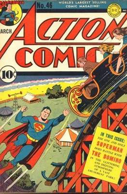 Action Comics Vol. 1 (1938-2011; 2016-) (Comic Book) #46