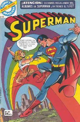 Super Acción / Superman #30