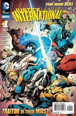 Justice League International Annual (2012)