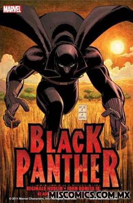 Black Panther - Marvel Aventuras