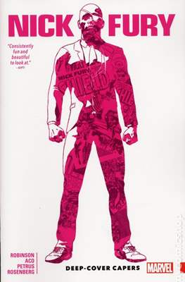Nick Fury Deep-Cover Capers