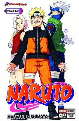 Naruto (Rústica) #28