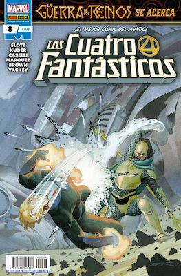 Los 4 Fantásticos / Los Cuatro Fantásticos Vol. 7 (2008-) (Grapa 24-48 pp) #108/8