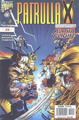Patrulla-X Vol. 2 (1996-2005) (Grapa) #35