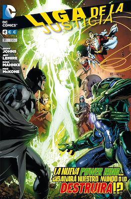 Liga de la Justicia. Nuevo Universo DC / Renacimiento (Grapa) #31