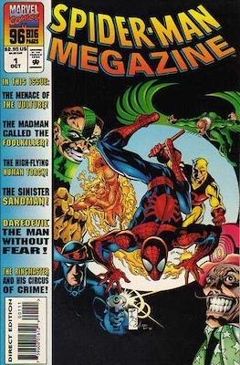 Spider-Man Megazine #1