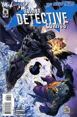 Detective Comics Vol. 2 (2011-2016) (Comic-Book) #6