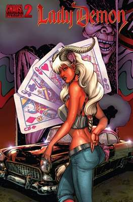 Lady Demon (Comic-book / Digital) #2