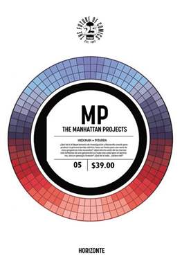 The Manhattan Projects (Grapa) #5