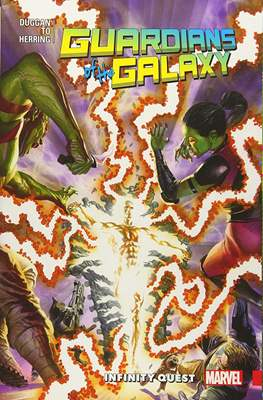 All-New Guardians of the Galaxy (Softcover) #3