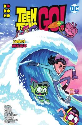 Teen Titans Go! (Rústica 72 pp) #5