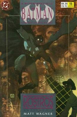 Leyendas de Batman. Legends of the Dark Knight #29