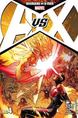 Avengers Vs X-Men (Rústica) #4