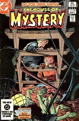 The House of Mystery (Comic Book) #320