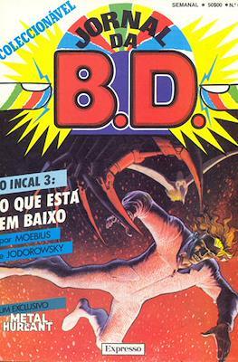 Jornal da B.D. (Grapa 21 x 30 cms.) #81