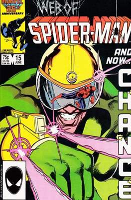 Web of Spider-Man Vol. 1 (1985-1995) (Comic-book) #15