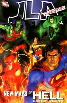 JLA Confidential (Softcover) #3