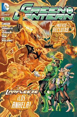 Green Lantern. Nuevo Universo DC / Hal Jordan y los Green Lantern Corps. Renacimiento (Grapa) #21