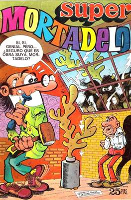 Mortadelo (2ª etapa) / Super Mortadelo (Grapa) #46