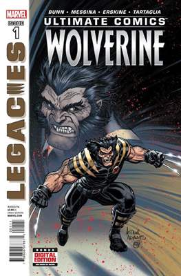 Ultimate Comics Wolverine (Comic-Book) #1