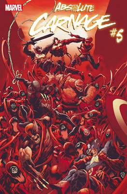 Absolute Carnage (Comic Book) #5