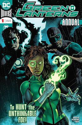 Green Lanterns vol. 1 Annual (2018)