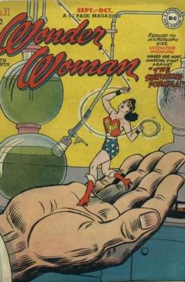 Wonder Woman Vol.1 (1942-1986; 2020-) (Comic Book) #31
