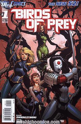 Birds of Prey Vol. 3 (2011-2014) #1