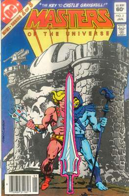 Masters of the Universe (1982-1983) (Comic Book) #2