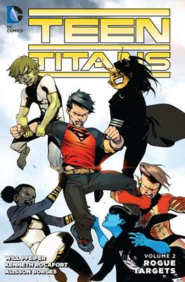 Teen Titans Vol. 5 (2014-2016) (Softcover) #2