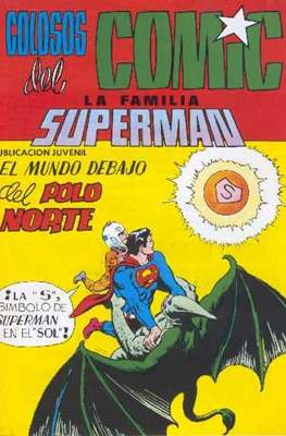 Colosos del Cómic: La familia Superman #10