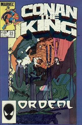King Conan / Conan the King (Grapa, 48 págs.) #23