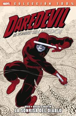 Daredevil: El Hombre Sin Miedo.100% Marvel (Rústica con solapas) #1