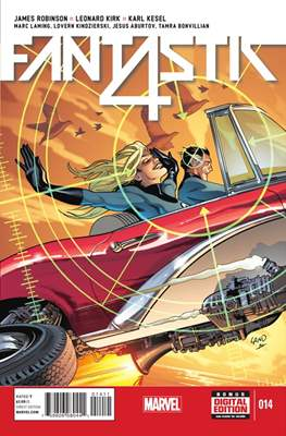 Fantastic Four Vol. 5 #14