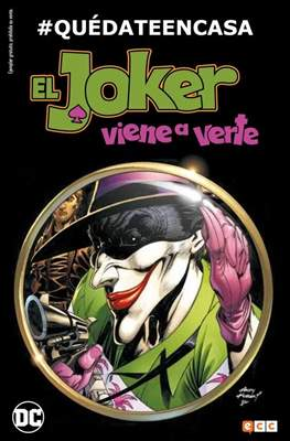 #QuédateEnCasa: El Joker viene a verte