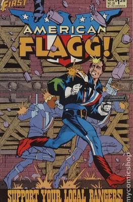 American Flagg! (Comic book) #28