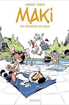 Maki (Cartone 48 pp) #1