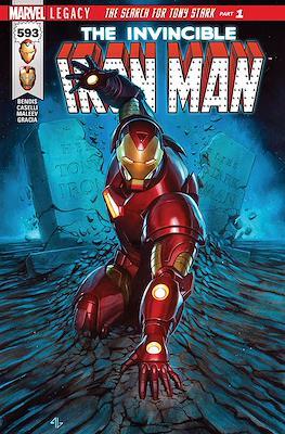 Invincible Iron Man Vol. 4 #593