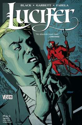 Lucifer Vol 2 (Comic Book) #4