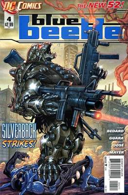 Blue Beetle Vol. 9 New 52 #4