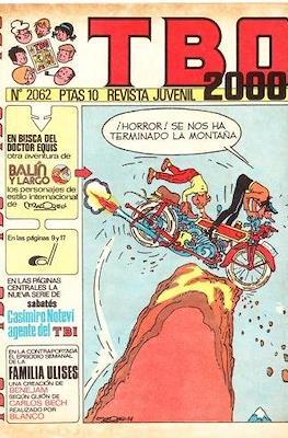 TBO 2000 - El TBO (Grapa) #2062