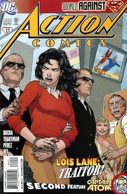 Action Comics Vol. 1 (1938-2011; 2016-) #884