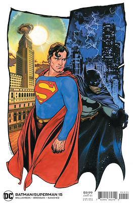 Batman / Superman (2019 -Variant Cover) #15