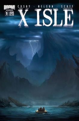 X Isle (Comic Book) #1