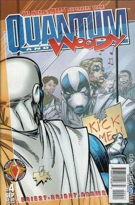 Quantum and Woody (1997-2000) #4