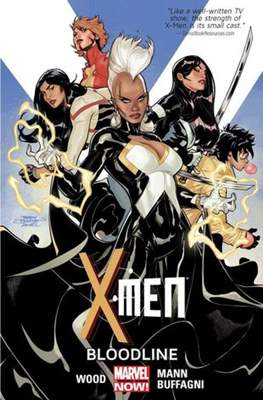 X-Men (2013-2015) (Softcover 96-136 pp) #3