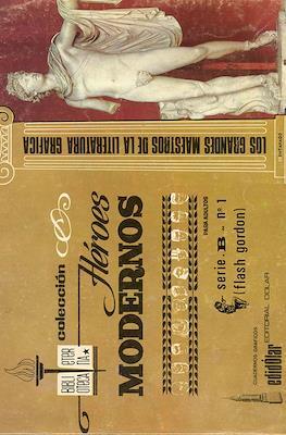 Héroes Modernos. Biblioteca Eterna. Serie B (Flash Gordon)