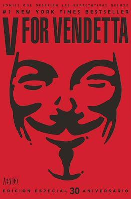 V for Vendetta Edición Especial 30 Aniversario