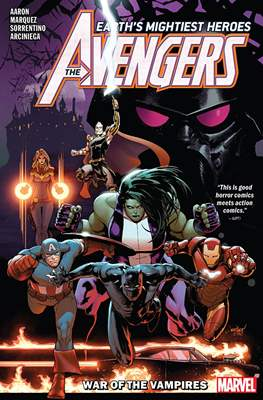 The Avengers Vol. 8 (2018-) (Softcover) #3